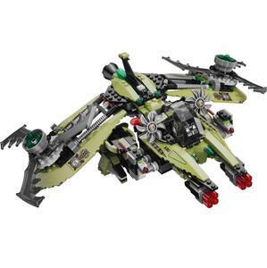 LEGO Ultra Agents (70164). Missione Uragano - 11