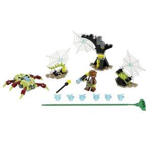 LEGO Chima (70138). Slalom fra le ragnatele - 3