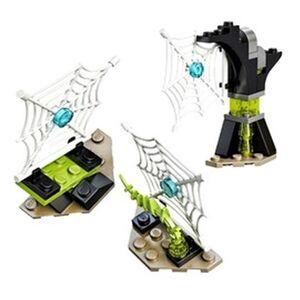 Giocattolo Lego Chima. Slalom fra le ragnatele (70138) Lego 3