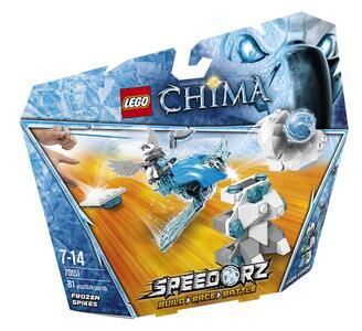 LEGO Chima (70151). Punte di ghiaccio