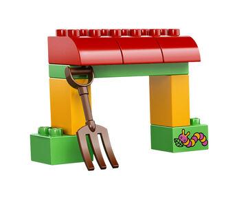 Giocattolo Lego Duplo. Il trattore (10524) Lego 1