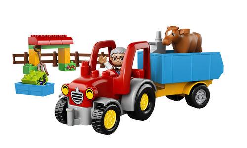 Giocattolo Lego Duplo. Il trattore (10524) Lego 2