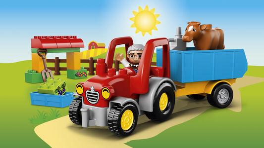 Giocattolo Lego Duplo. Il trattore (10524) Lego 3