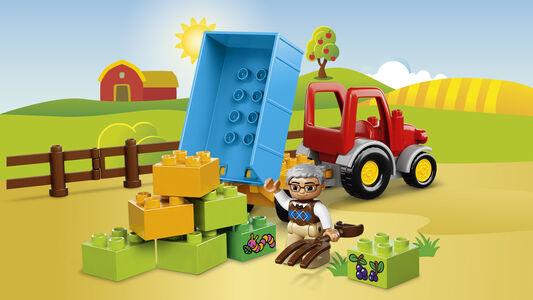 Giocattolo Lego Duplo. Il trattore (10524) Lego 4