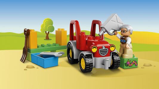 Giocattolo Lego Duplo. Il trattore (10524) Lego 5