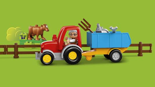 Giocattolo Lego Duplo. Il trattore (10524) Lego 6
