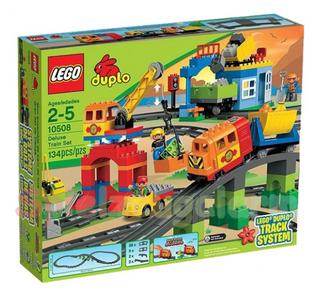 Giocattolo Lego Duplo Ville. Treno Deluxe (10508) Lego 0