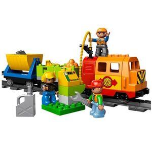 Giocattolo Lego Duplo Ville. Treno Deluxe (10508) Lego 3