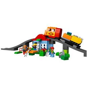 Giocattolo Lego Duplo Ville. Treno Deluxe (10508) Lego 4