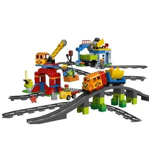 Giocattolo Lego Duplo Ville. Treno Deluxe (10508) Lego 5