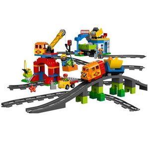 Giocattolo Lego Duplo Ville. Treno Deluxe (10508) Lego 7