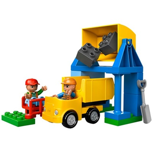 Giocattolo Lego Duplo Ville. Treno Deluxe (10508) Lego 8