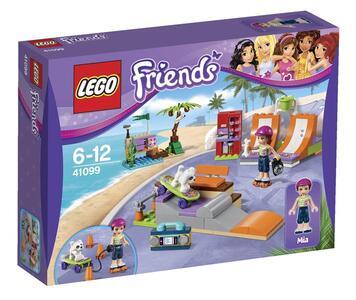 LEGO Friends (41099). Lo Skate Park di Heartlake