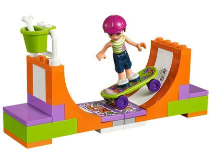 LEGO Friends (41099). Lo Skate Park di Heartlake - 4