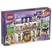 Giocattolo Lego Friends. Il Grand Hotel di Heartlake (41101) Lego