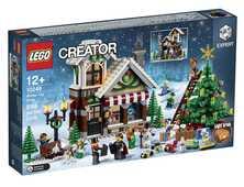 Giocattolo Lego Creator Expert. Negozio di giocattoli invernale (10249) Lego