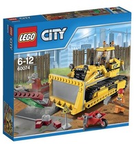 Lego City. Bulldozer (60074)