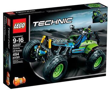 LEGO Technic (42037). Fuoristrada da corsa
