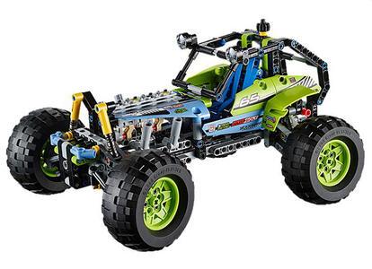 LEGO Technic (42037). Fuoristrada da corsa - 4
