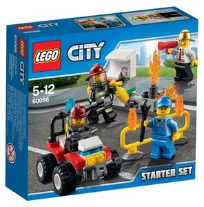LEGO City (60088). Starter set dei pompieri