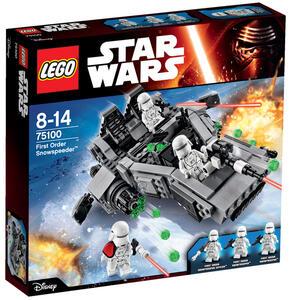 LEGO Star Wars (75100). First Order Snowspeeder - 2