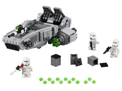 LEGO Star Wars (75100). First Order Snowspeeder - 4
