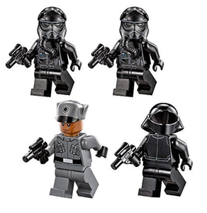 Giocattolo Lego Star Wars. First Order Special Forces TIE Fighter (75101) Lego 3