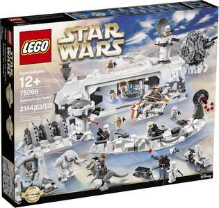 LEGO Star Wars (75098). Assault on Hoth - 2