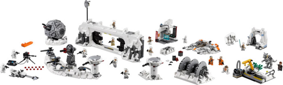 LEGO Star Wars (75098). Assault on Hoth - 3