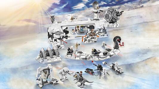 LEGO Star Wars (75098). Assault on Hoth - 4