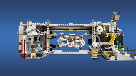LEGO Star Wars (75098). Assault on Hoth - 5