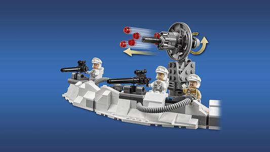 LEGO Star Wars (75098). Assault on Hoth - 6