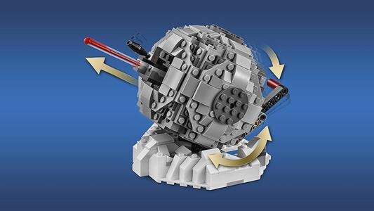 LEGO Star Wars (75098). Assault on Hoth - 7