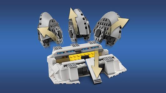 LEGO Star Wars (75098). Assault on Hoth - 8