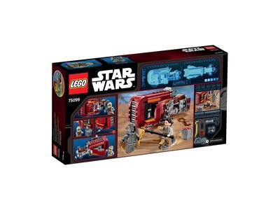 LEGO Star Wars (75099). Speeder di Rey - 3