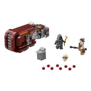LEGO Star Wars (75099). Speeder di Rey - 6