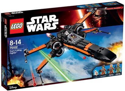 LEGO Star Wars (75102). X-Wing di Poe - 4