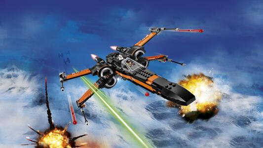 LEGO Star Wars (75102). X-Wing di Poe - 9