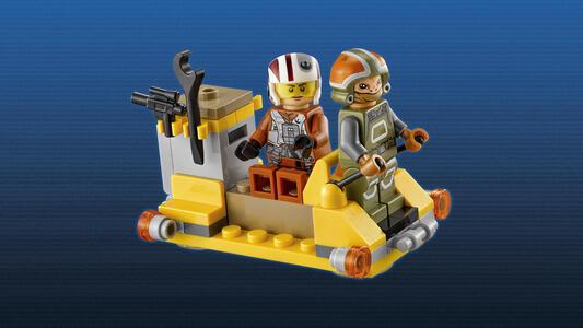 LEGO Star Wars (75102). X-Wing di Poe - 11
