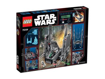 LEGO Star Wars (75104). Kylo's Ren Command Shuttle - 3