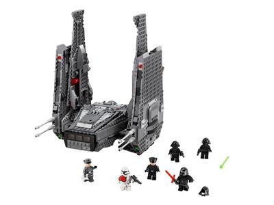 LEGO Star Wars (75104). Kylo's Ren Command Shuttle - 4