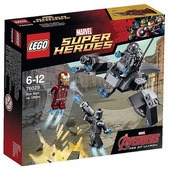 Lego Super Heroes. The Avengers Age of Ultron (76029)