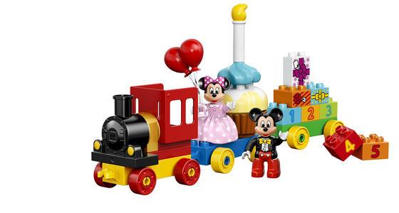 LEGO Duplo (10597). Il trenino di Topolino e Minnie - 5