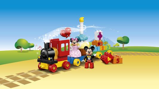 LEGO Duplo (10597). Il trenino di Topolino e Minnie - 6