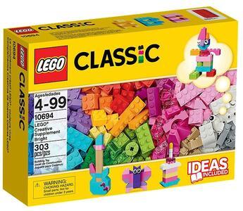 LEGO (10694). Accessori colorati creativi
