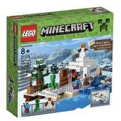 Lego Minecraft. Nascondiglio Nella Neve (21120)