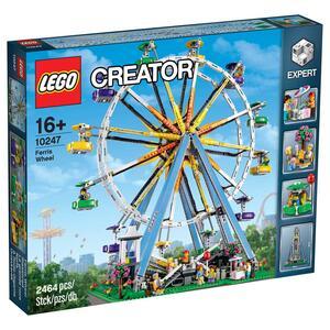 LEGO Creator Expert (10247). Ruota panoramica