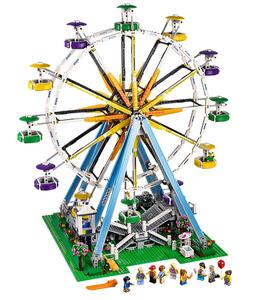 LEGO Creator Expert (10247). Ruota panoramica - 3