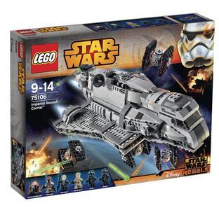 LEGO Star Wars (75106). Imperial Assault Carrier - 2