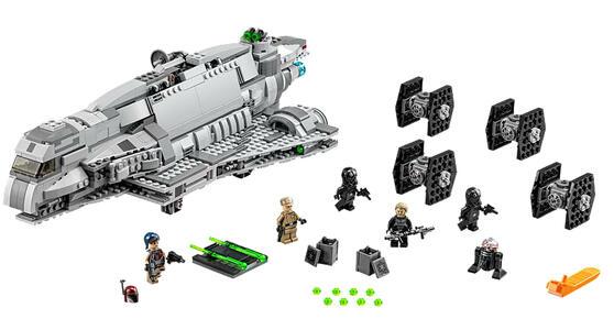 LEGO Star Wars (75106). Imperial Assault Carrier - 3
